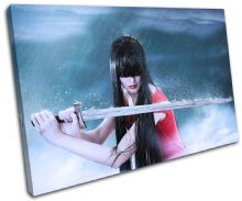 Samurai Sword Girl World Cultures - 13-1531(00B)-SG32-LO
